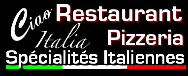 Restaurant Ciao Italia - Contact