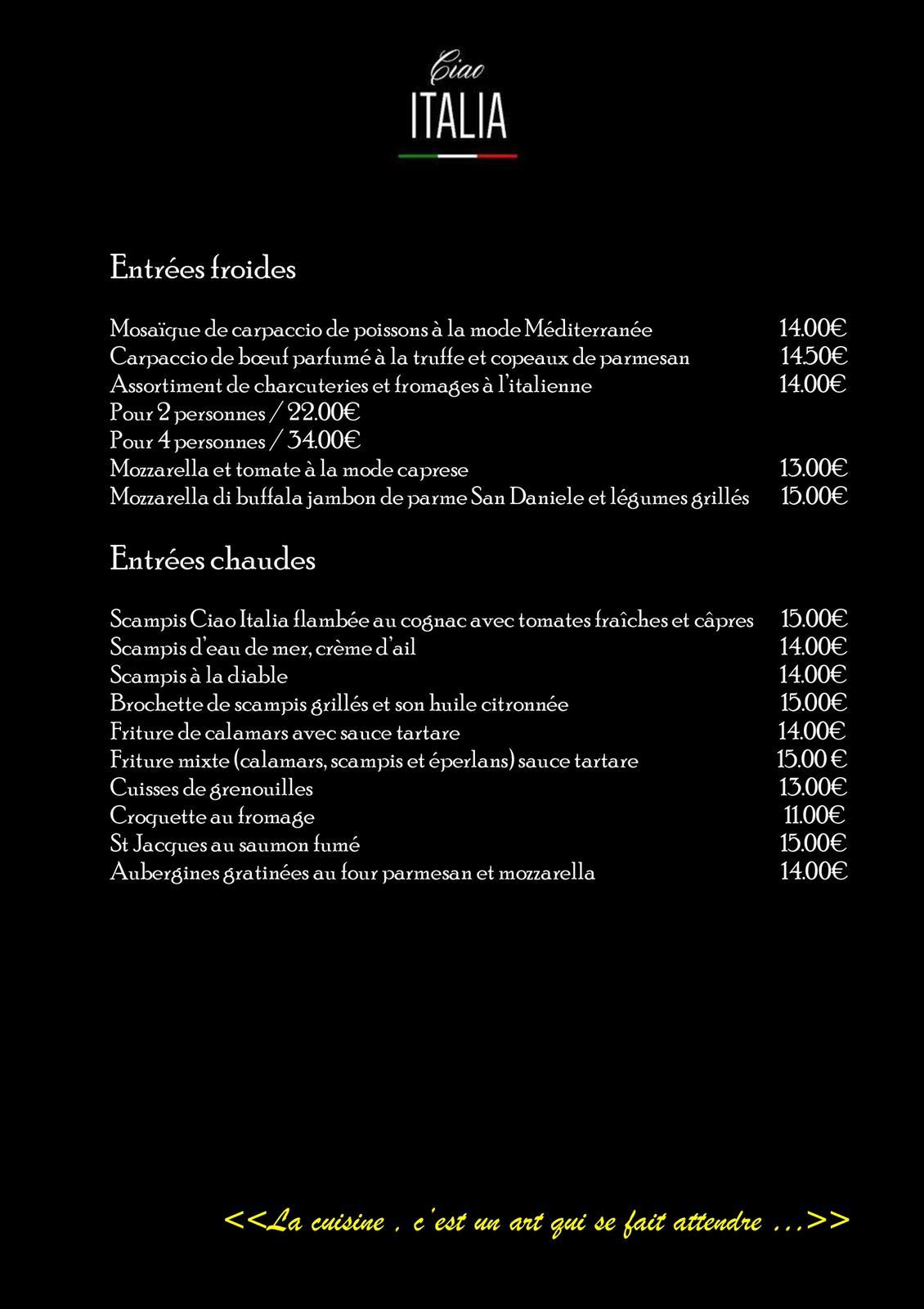 carte-ciaoitalia-101-entrees