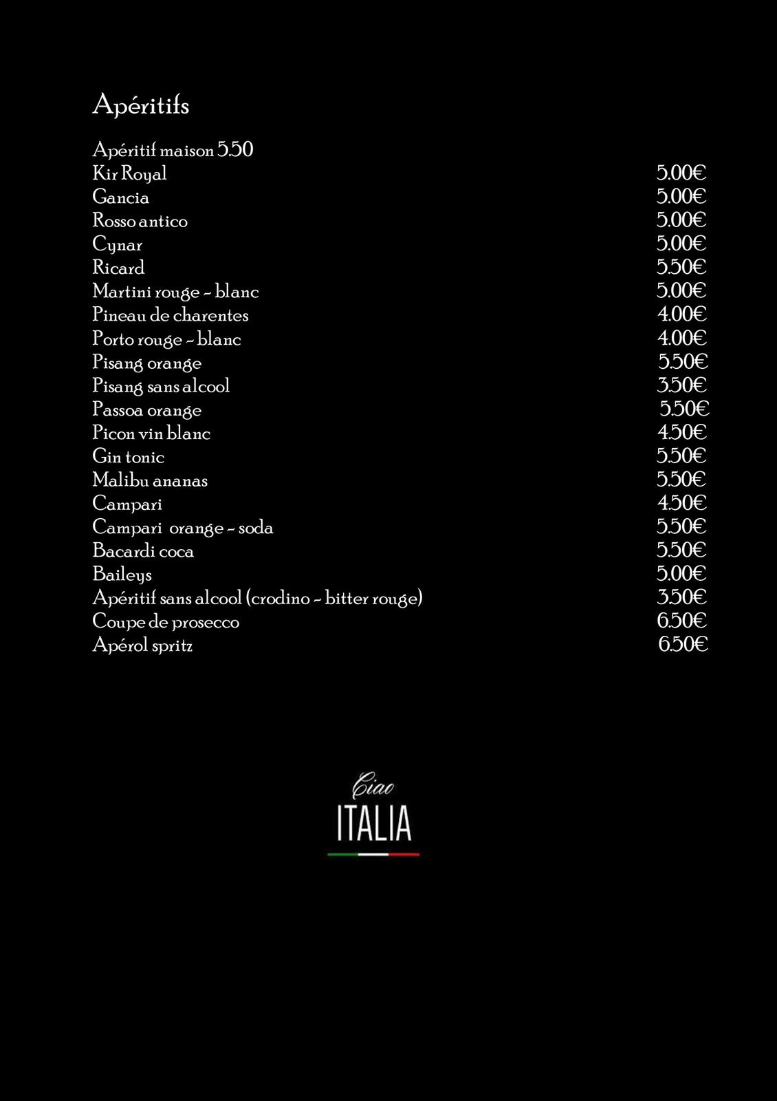carte-ciaoitalia-301-aperitif