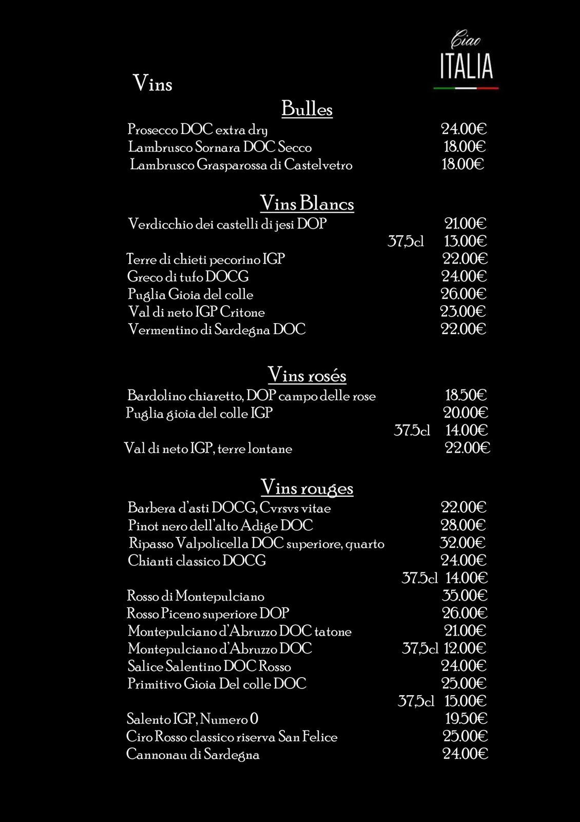 carte-ciaoitalia-401-vins